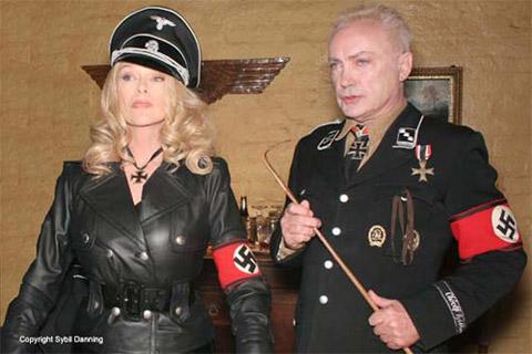 Sybil Danning y Udo Kier